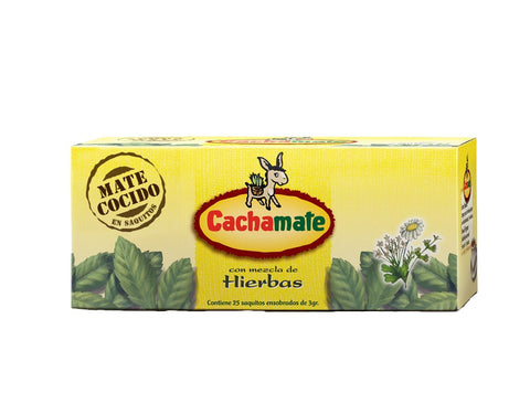 CACHAMATE - Mate Cocido