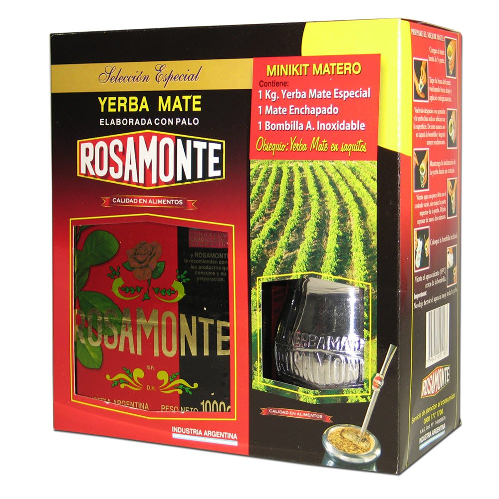 ROSAMONTE - Yerba Mate Sets