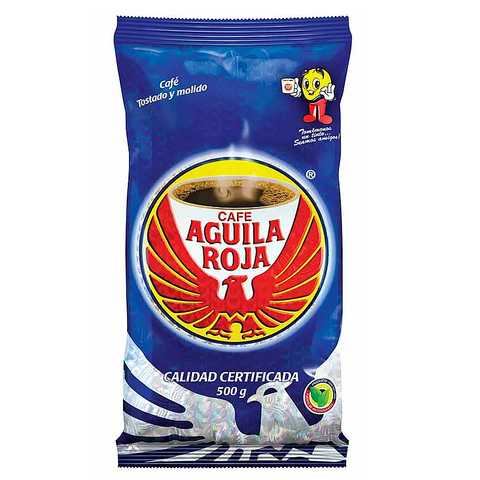 AGUILA ROJA - Coffee