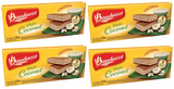 4 PACK -  BAUDUCCO - Wafers & Toasts