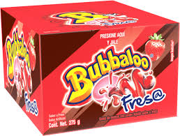 BUBBALOO - GUM Mexico