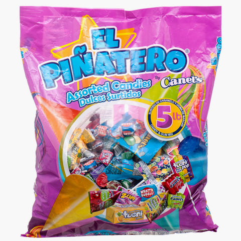 CANEL'S - Piñata Candy & Lollipops.