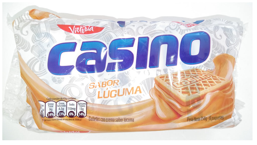 CASINO - Cookies & Crackers