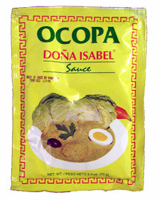 DOÑA ISABEL - Sauces