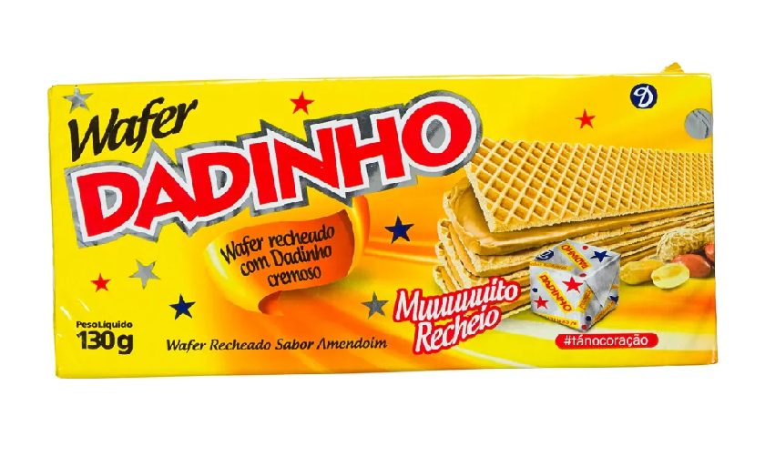 DADINHO  Chocolate, Wafers and Bombom