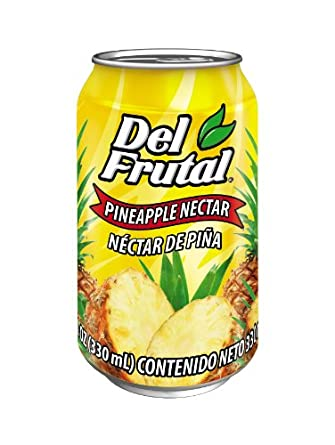 6 PACK - DEL FRUTAL - Juices