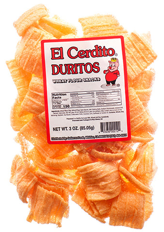 EL CERDITO DURITOS - Snacks