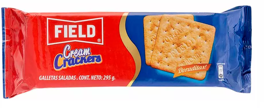 FIELD - Cream Crackers
