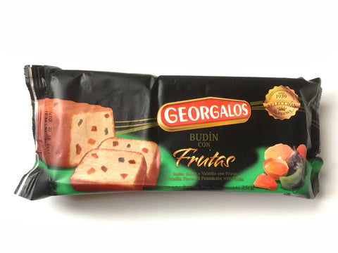 GEORGALOS - Fruit Cakes & Bundts
