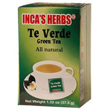 INCA'S HERBS - Herbal Teas