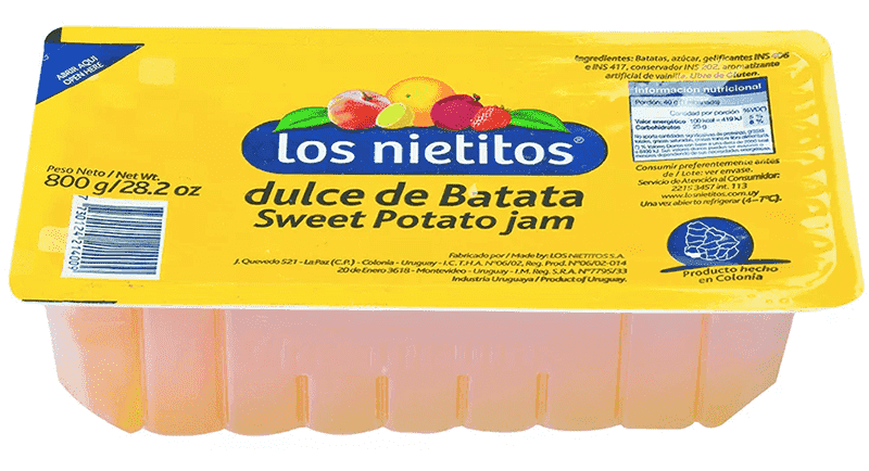 LOS NIETITOS Canned Sweets