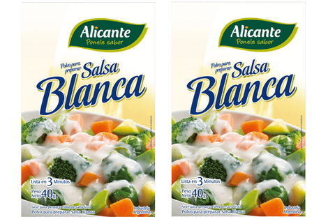 2 Pack of ALICANTE - Sauces