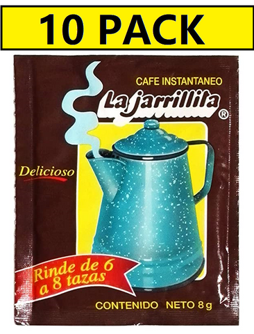 10 PACK - LA JARRILLITA - Coffee