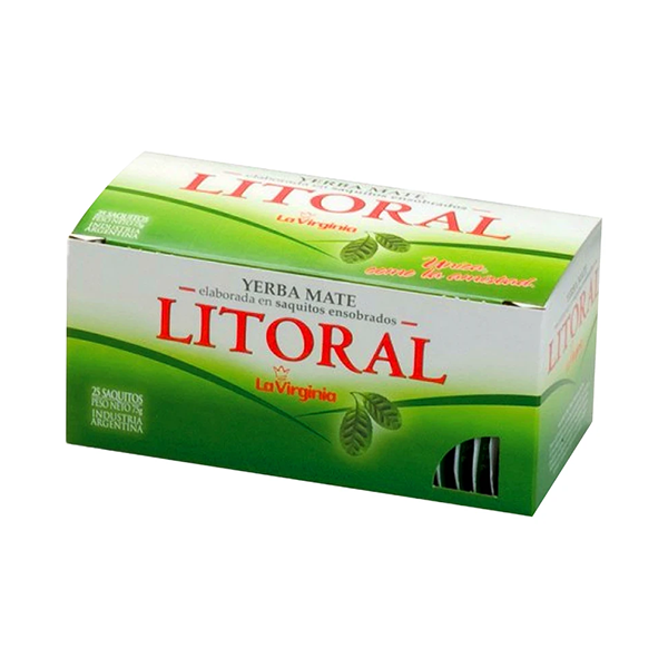 LITORAL - Yerba Mate Tea