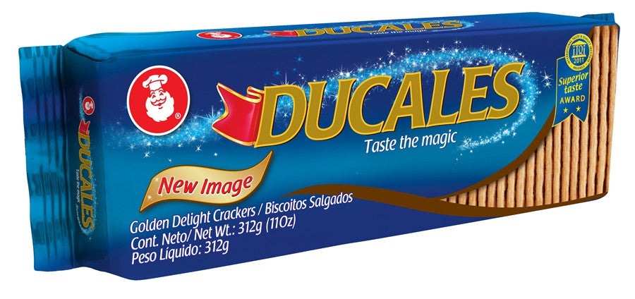 DUCALES - Crackers