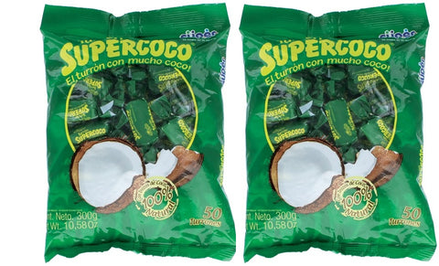 2 PACK - SUPERCOCO - Candy& Lollipops