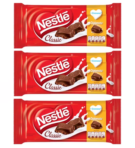 3 PACK - NESTLE Bombom e Chocolates
