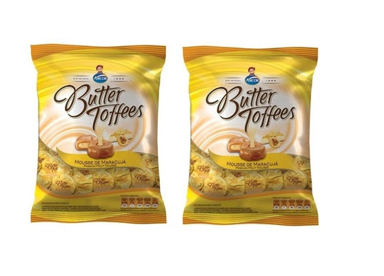 2 PACK - ARCOR Butter Toffees