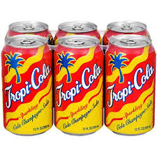 TROPI-COLA Soda