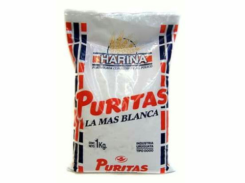 PURITAS - Corn Meals, Flour, Faina