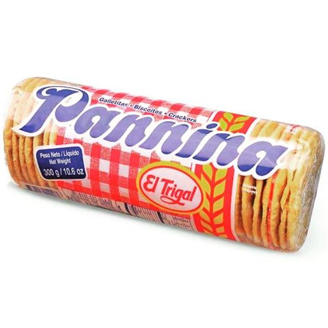 EL TRIGAL Pannina Crackers