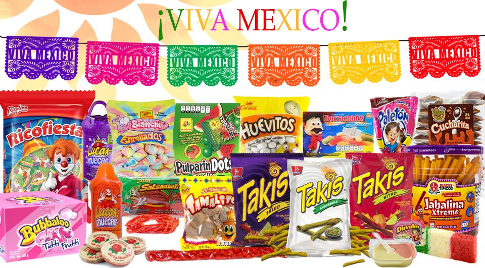 Dulces Mexicanos_Latin American Foods