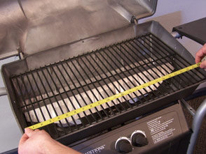 Grill Grate Measurement Width