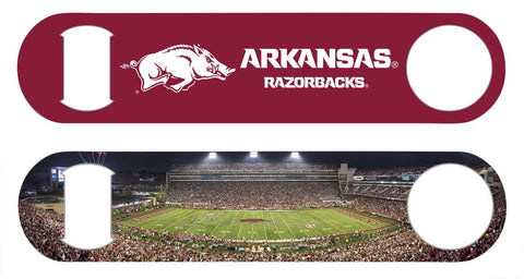 Arkansas Panorama Bottle Opener