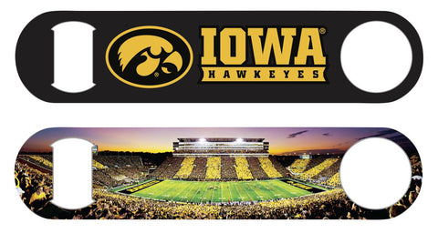 Iowa Panorama Bottle Opener
