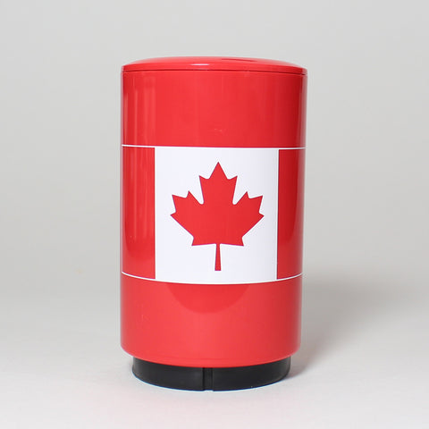 Canada Flag Bottle Popper