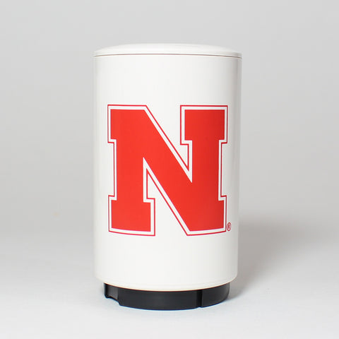 Nebraska Bottle Popper (White, Black, or Red)