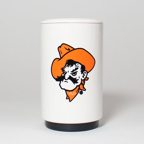 Oklahoma State Bottle Popper (White or Black)