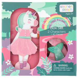Magnetic Dress-Up Box Set
