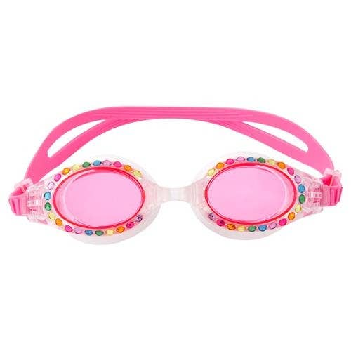 Light Rainbow Sparkle Goggles