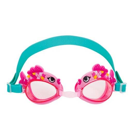 Fish Swim Goggles