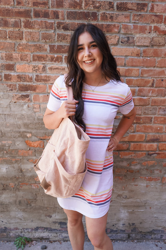 Lanai Stripe Dress