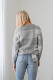 Heathrow Grey Sweater
