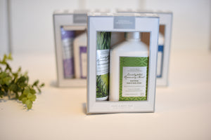 Natural Inspirations Lotion/Hand Creme Gift Set