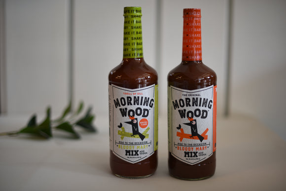Morning Wood Bloody Mary Mix  - Original