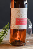 Wine Emerald Bay White Zin Bottle