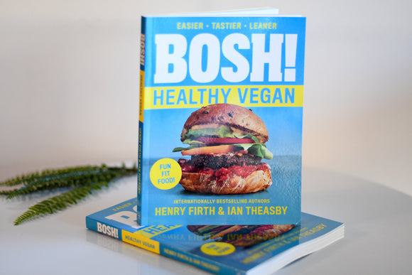 Bosh Healthy Vegan Cookbook