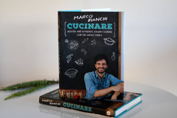 Cucinare, Healthy and Authentic Italian Cookbook