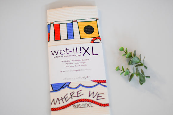 Wet-It! XL Swedish Cloth