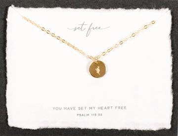 Set Free Necklace