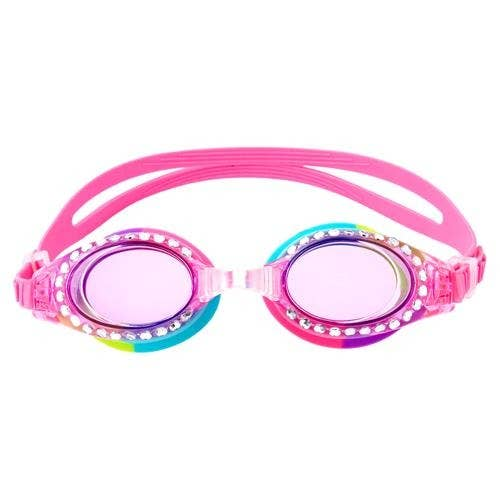 Light Pink Sparkle Goggles