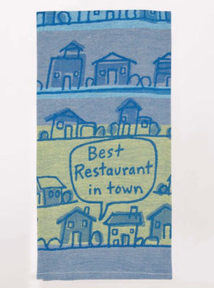 BQ Dish Towel - Best Restaurant