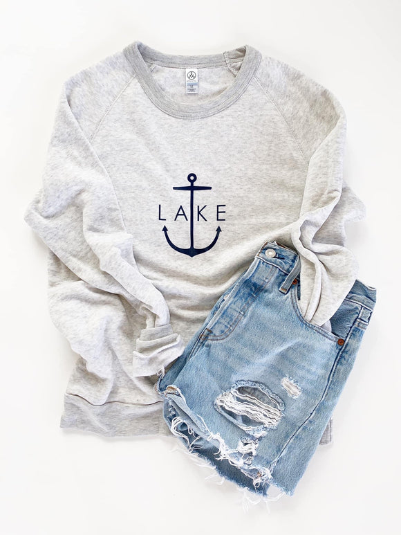 Nautical Lake Sweater