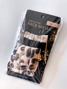 Kitsch 3pc Face Mask Set