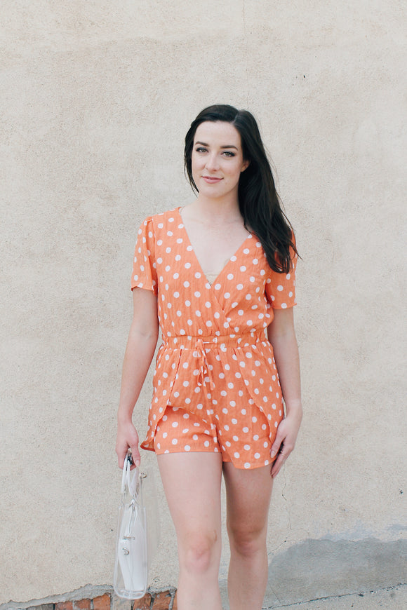 Postcards From Europe Romper