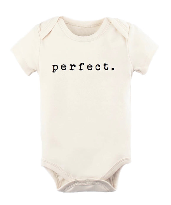 Perfect S/S Bodysuit